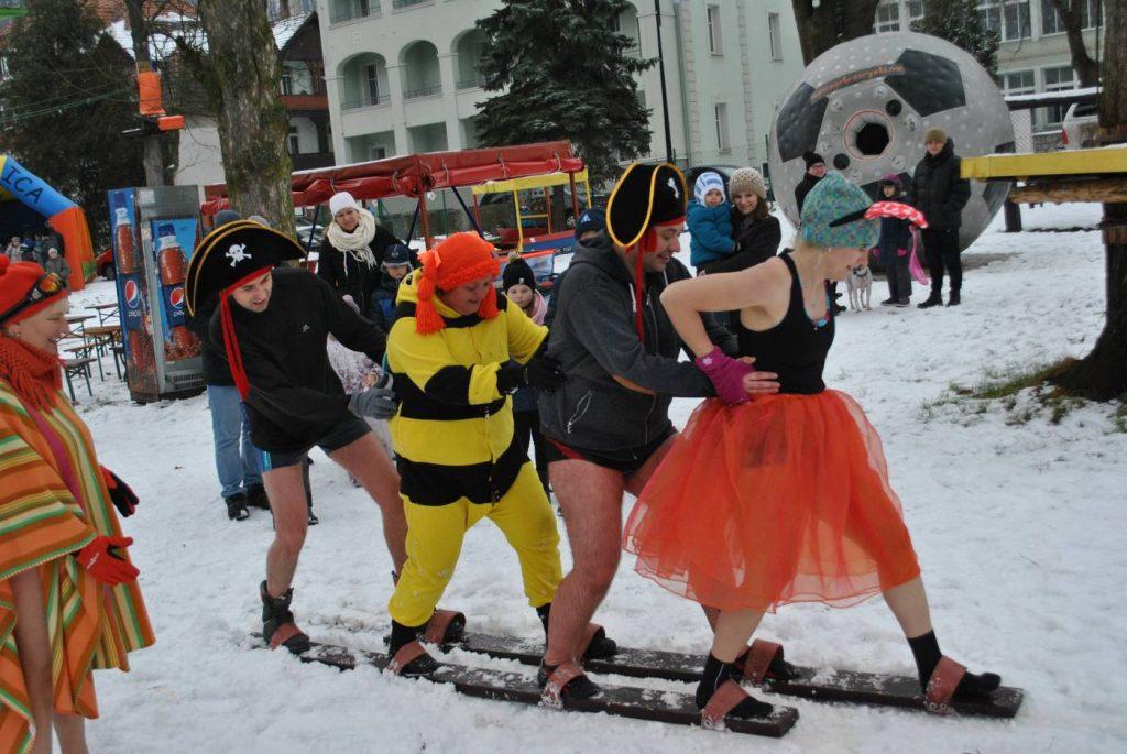 Zimowy event ZLODOWACENI