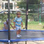 trampoliny batuty